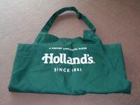 Genuine Holland's Pie apron