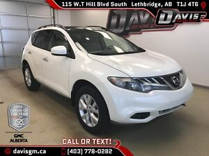Used 2012 Nissan Murano SV-Heated Seats, Dual Sunroof