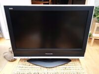 "26"" Panasonic LCD TV. Widescreen, HD Ready with Freeview. Perfect condition. £60"