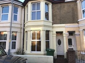 Several Large Double Rooms for single person in Shared Houses, Southsea, bills inc. available now