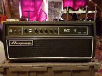 Legendary Ampeg SVT Classic (SVT-CL) 300w Tube Bass Amp