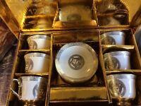 Versace tea set