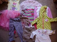 Bundle of Girl's clothes, 3months-5years, huge amount