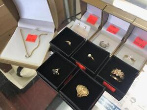 ** BLING BLING **  Beautiful Selection of Men's and Women's Jewelry