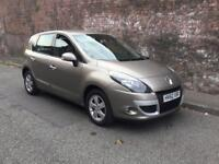 2011/60 RENAULT SCENIC DYNAMIQUE TOM TOM 1.5 DCI FULL SERVICE HISTORY 2 KEYS IMMACULATE CAR...