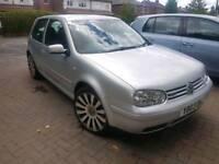 * Volkswagen Golf GTi 2003 / 3 Door 2.0 / BARGAIN / MOT + ALLOYS / NOT TDI 1.6 *