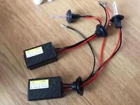 HID kit H7 fitting 55watt fast start digital ballast