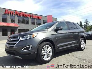 2015 Ford Edge SEL AWD w/leather, back up cam