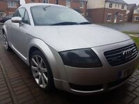 Excellent example of an Audi TT 1.8 coupe