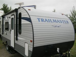 2018 Trailmaster 188RB *ONLY $93 Biweekly*