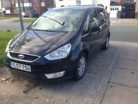 2007 07reg Ford Galaxy 1.8 Tdci Ghia 7 Seater Good Runner