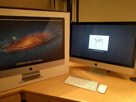 Apple iMac 27 inch i5 Mid 2011 12GB RAM 1TB HDD 1GB AMD