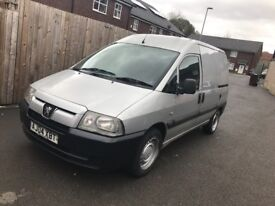 Peugeot expert 2.0hdi immaculate condition