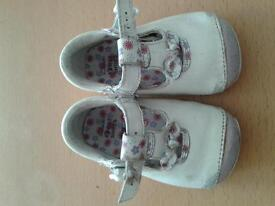 FREE Clarks shoes size 3