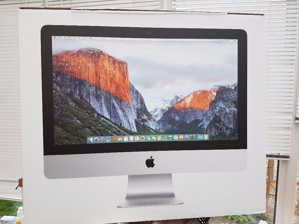 """Apple iMac 2015 Swap for a Macbook 15"""" Proin York, North YorkshireGumtree - Apple iMac 2015 Sell or swap for a Macbook 15"""" Pro Only a couple of weeks old Still has rest of Apple warranty Like new and boxed Collection York"""