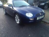 MG MGF (Hard top)