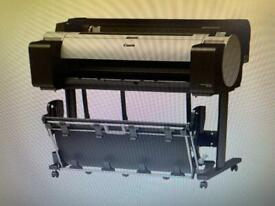 Canon Large Format Ink Jet Printer - imagePROGRAF TM-300