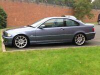 318i SE coupe BMW 2002
