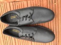 Dr Martin toe cap shoes