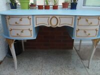 French Style sideboard/dressing table.
