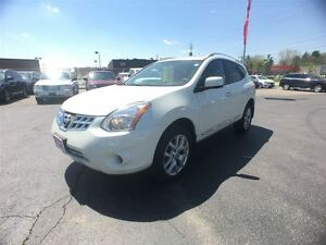 2013 Nissan Rogue SV FRONT WHEEL DRIVE