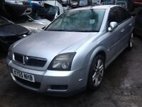2005 Vauxhall Vectra C 1.9 CDTi SRi 120 5dr silver z 157 2au BREAKING FOR SPARES