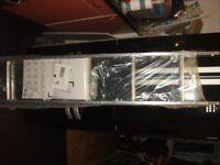 loft ladder in alluminium,new in wrapper