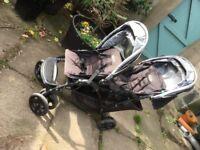 GRACO double buggy