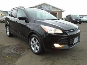 2015 Ford Escape SE 4x4 Leather Navigation Sunroof