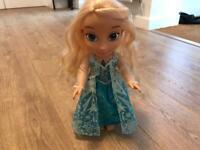 Elsa doll from Frozen