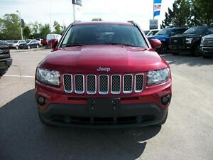 2014 Jeep Compass Sport 4WD Kawartha Lakes Peterborough Area image 2
