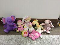 Baby Girl toy bundle buy