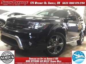 2014 Dodge Journey Crossroad | BLUETOOTH | CRUISE CONTROLS | SIR