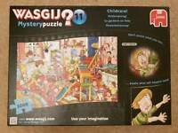 Excellent condition Wasjig 11 Jigsaw Puzzle