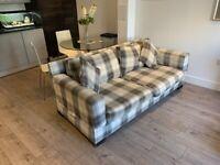 KA International 3 Seater Sofa