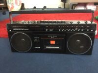 4 Vintage Radio Cassette Players Available in Northeast London