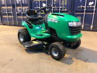 JOHN DEERE SABRE RIDE ON MOWER (DELIVERY AVAILABLE)