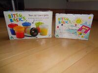 ELC Kids Paint Pots and Paint Pens