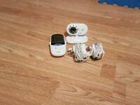 Motorola MBP27T Digital Video Baby Monitor with No-Touch IR Sensor