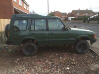 Landrover discovery 200tdi off road ready