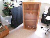 Tapley Display cabinet