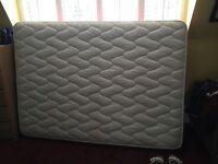 Silent night double miracol ambassador orthopaedic mattress