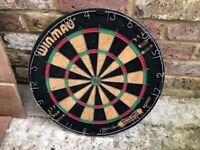 Dart Board Only, 18 inches