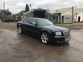 Chrysler 300c 54000miles 2 owner from new 12 month mot