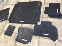 Range Rover Vogue new shape full rubber mat set