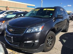 2014 Chevrolet Traverse LS AWD, Back Up Cam, Bluetooth, $87/Wk!