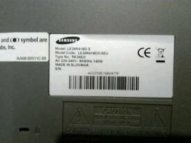 Samsung 26 ince tv