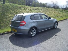 2005 BMW 116I SPORT NEW MOT FSH LIKE NEW TYRES NICE SMOOTH CAR MAY PX