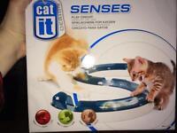 Cat-it senses cat toy- new