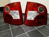 Vw rear lights 2002 2005